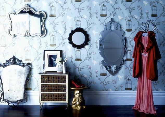 Fairy tale mirrors
